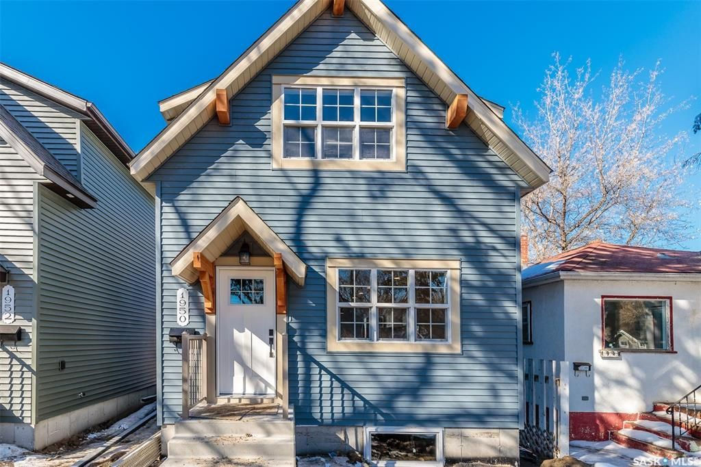 Main Photo: 2235A St Andrews Avenue in Saskatoon: Exhibition Residential for sale : MLS®# SK838786