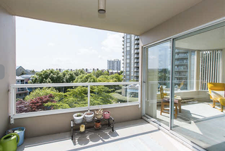 Photo 4: 406 1065 Quayside Drive in New Westminister: Quay Condo for sale (New Westminster)  : MLS®# v1122954