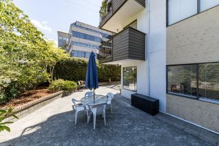 Photo 23: 101 1650 CHESTERFIELD Avenue in North Vancouver: Central Lonsdale Condo for sale : MLS®# R2604663