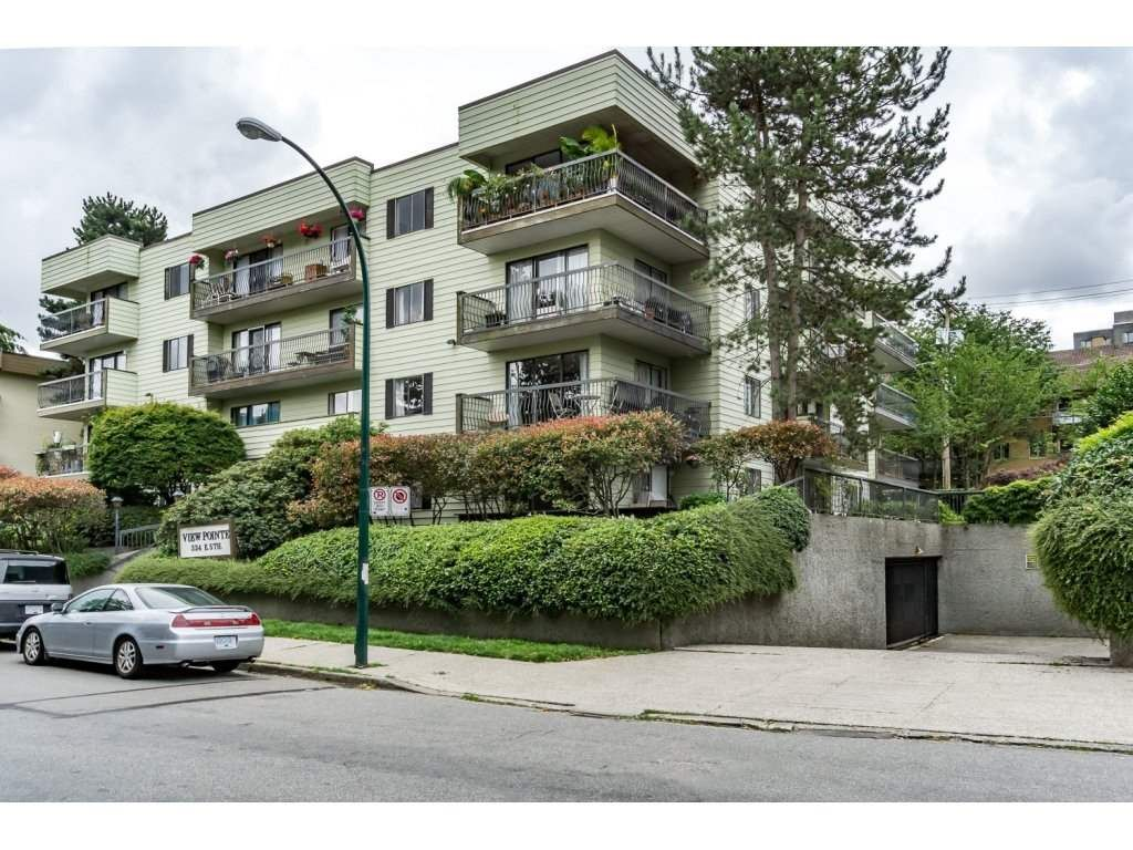 """Main Photo: 105 334 E 5TH Avenue in Vancouver: Mount Pleasant VE Condo for sale in """"VIEW POINTE"""" (Vancouver East)  : MLS®# R2087437"""