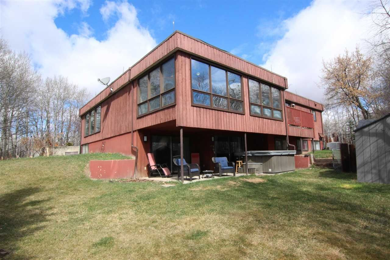 Main Photo: 34 54023 HWY 779: Rural Parkland County House for sale : MLS®# E4241669