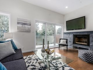 Photo 3: 1614 MAPLE Street in Vancouver: Kitsilano Townhouse for sale (Vancouver West)  : MLS®# R2014583