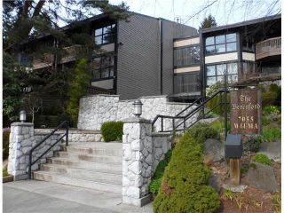 """Photo 1: 206 7055 WILMA Street in Burnaby: Highgate Condo for sale in """"THE BERESFORD"""" (Burnaby South)  : MLS®# V1109098"""