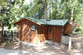 Main Photo: Cabin 1 1136 North End Rd in : GI Salt Spring Recreational for sale (Gulf Islands)  : MLS®# 874812