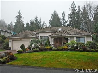 Main Photo: 8616 Kingcome Crescent in NORTH SAANICH: NS Dean Park Residential for sale (North Saanich)  : MLS®# 302482