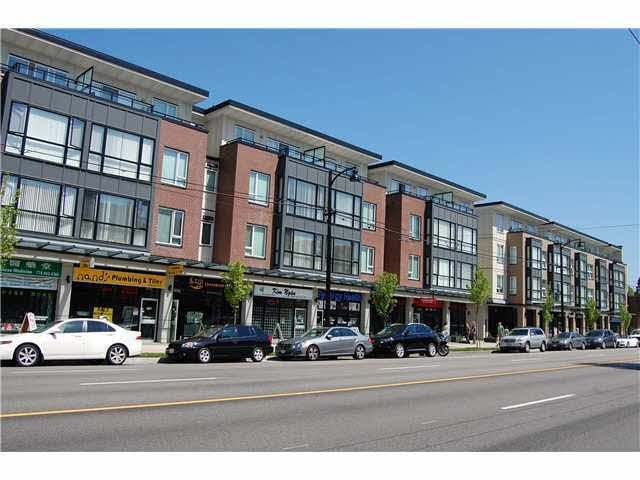 Main Photo: 206 2239 KINGSWAY in Vancouver: Victoria VE Condo for sale (Vancouver East)  : MLS®# R2056493
