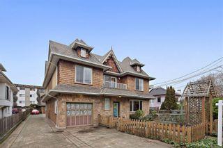 Main Photo: A 220 Government St in : Vi James Bay Half Duplex for sale (Victoria)  : MLS®# 862576