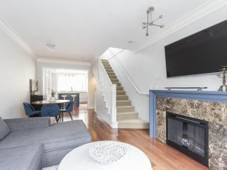 """Photo 9: 908 W 13TH Avenue in Vancouver: Fairview VW Townhouse for sale in """"Brownstone"""" (Vancouver West)  : MLS®# R2546994"""