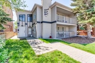 Main Photo: 201 701 56 Avenue SW in Calgary: Windsor Park Row/Townhouse for sale : MLS®# A1115655
