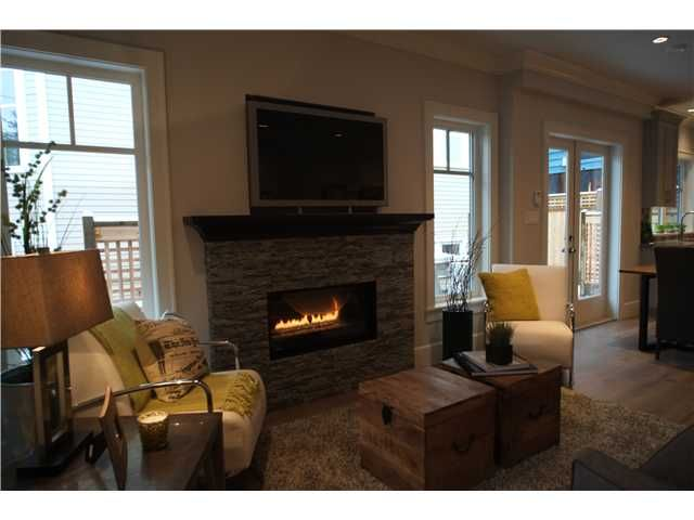 Photo 6: Photos: 336 W 14TH Avenue in Vancouver: Mount Pleasant VW Townhouse  (Vancouver West)  : MLS®# V1049549