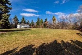 Photo 33: 96 FLYNN Way: Rural Sturgeon County House for sale : MLS®# E4242222