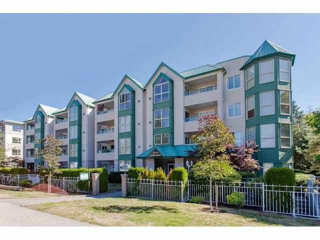Main Photo: 408 10128 132 Street in Surrey: Whalley Condo for sale : MLS®# F1421692