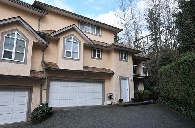Main Photo: 52 1238 EASTERN Drive in Port Coquitlam: Citadel PQ Townhouse for sale : MLS®# r2037871