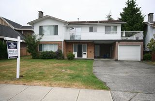 Photo 1: 6371 CLEMATIS Drive in Richmond: Home for sale : MLS®# V1037811