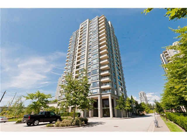 """Main Photo: 508 4178 DAWSON Street in Burnaby: Brentwood Park Condo for sale in """"TANDEM II"""" (Burnaby North)  : MLS®# V1102061"""