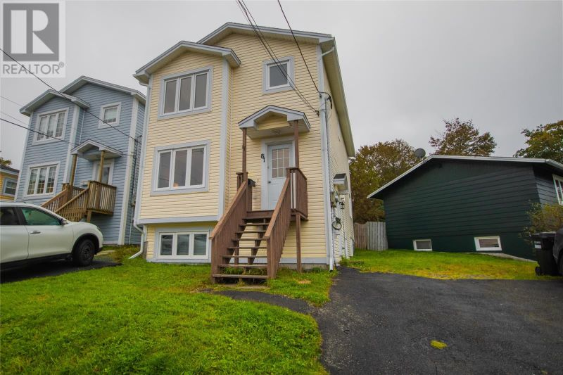 FEATURED LISTING: 81 Newtown Road ST. JOHN'S