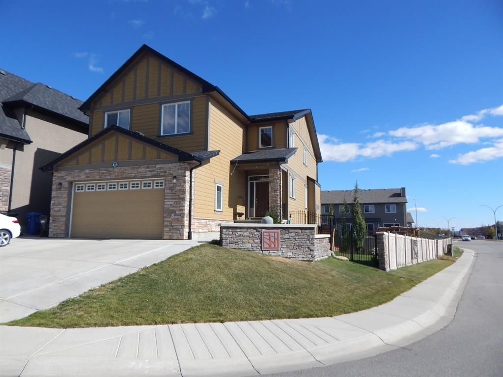 Main Photo: 215 Panatella View in Calgary: Panorama Hills Detached for sale : MLS®# A1046159