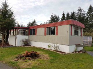 """Photo 2: 3 3031 200 Street in Langley: Brookswood Langley Manufactured Home for sale in """"Cedar Creek Estates"""" : MLS®# R2123592"""