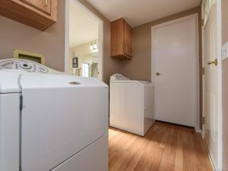 Photo 19: 18 1240 WILKINSON ROAD in COMOX: CV Comox Peninsula Manufactured Home for sale (Comox Valley)  : MLS®# 780089