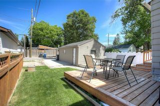 Photo 26: 96 Crawford Avenue in Winnipeg: Norwood Flats Single Family Detached for sale (2B)  : MLS®# 202115171