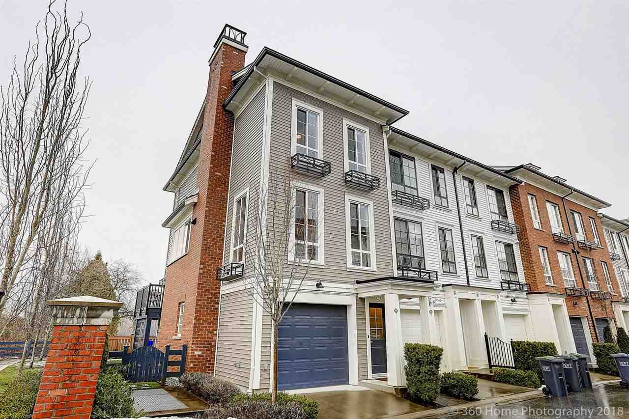 """Main Photo: 114 2428 NILE Gate in Port Coquitlam: Riverwood Townhouse for sale in """"DOMINION"""" : MLS®# R2243686"""