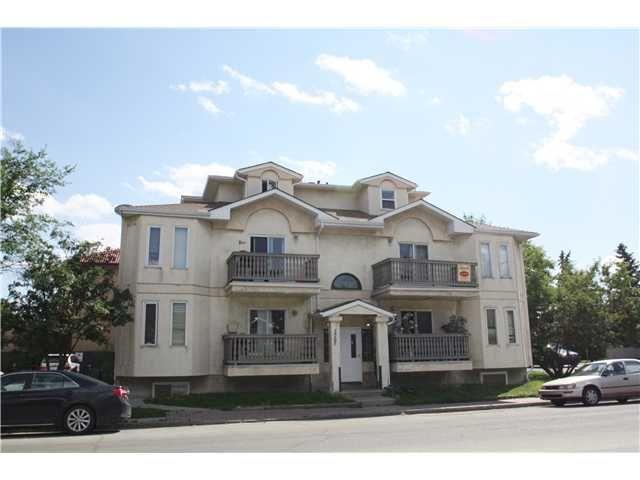 Main Photo: 8 3707 16 Avenue SE in CALGARY: Forest Lawn Condo for sale (Calgary)  : MLS®# C3626661
