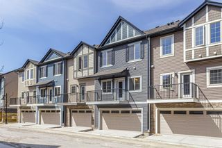 Main Photo: 447 Legacy Village Way SE in Calgary: Legacy Row/Townhouse for sale : MLS®# A1099929