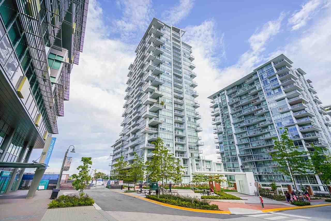 """Main Photo: 711 258 NELSON'S Court in New Westminster: Sapperton Condo for sale in """"The Columbia"""" : MLS®# R2584289"""