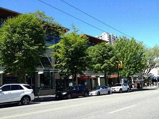"Photo 1: # 204 1688 ROBSON ST in Vancouver: West End VW Condo for sale in ""Pacific Robson Palais"" (Vancouver West)  : MLS®# V1015053"