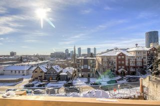 Photo 11: 206 426 3 Avenue NE in Calgary: Bridgeland/Riverside Row/Townhouse for sale : MLS®# A1067833