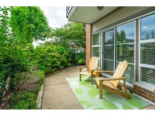 """Photo 24: 116 17769 57 Avenue in Surrey: Cloverdale BC Condo for sale in """"CLOVER DOWNS"""" (Cloverdale)  : MLS®# R2616860"""
