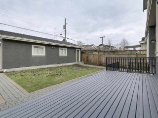 Photo 18: 133 W 46TH Avenue in Vancouver: Oakridge VW House for sale (Vancouver West)  : MLS®# R2133858