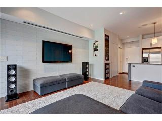 Photo 6: 105 414 MEREDITH Road NE in Calgary: Crescent Heights Condo for sale : MLS®# C4050218