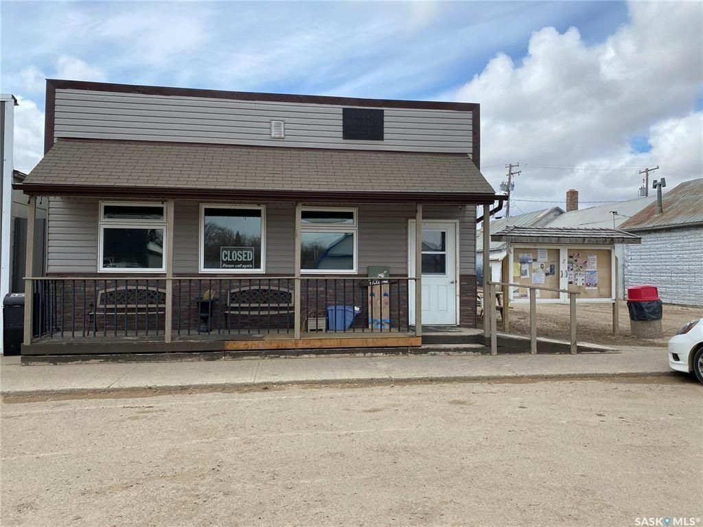 Main Photo: 67 Main Street in Quill Lake: Commercial for sale : MLS®# SK859117
