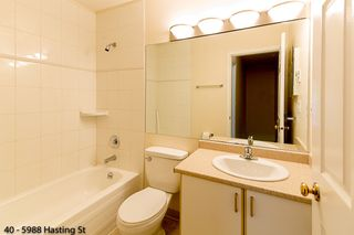 """Photo 11: 40 5988 HASTINGS Street in Burnaby: Capitol Hill BN Condo for sale in """"SATURNA"""" (Burnaby North)  : MLS®# R2314385"""