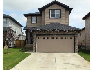 Photo 2: 255 PRAIRIE SPRINGS Crescent SW: Airdrie Residential Detached Single Family for sale : MLS®# C3571859