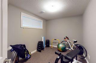 Photo 33: 17518 13 Avenue in Edmonton: Zone 56 House Half Duplex for sale : MLS®# E4227830