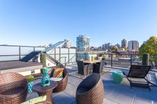 "Photo 15: 409 1628 W 4TH Avenue in Vancouver: False Creek Condo for sale in ""RADIUS"" (Vancouver West)  : MLS®# R2006008"