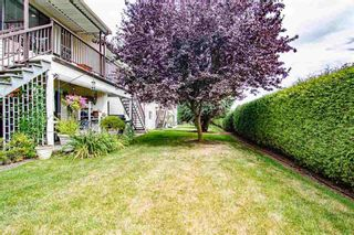 """Photo 27: 62 32959 GEORGE FERGUSON Way in Abbotsford: Central Abbotsford Townhouse for sale in """"Oakhurst Park"""" : MLS®# R2529608"""