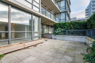"Photo 34: 508 3111 CORVETTE Way in Richmond: West Cambie Condo for sale in ""Wall Centre Richmond"" : MLS®# R2530722"