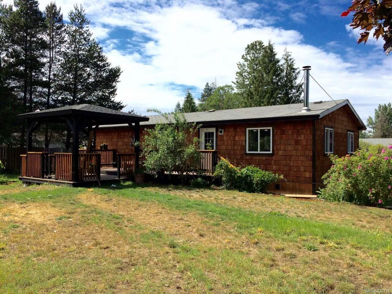 Main Photo: 921 POPLAR Way in ERRINGTON: PQ Errington/Coombs/Hilliers Manufactured Home for sale (Parksville/Qualicum)  : MLS®# 732718
