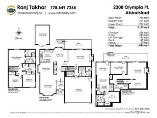 """Photo 20: 2308 OLYMPIA Place in Abbotsford: Abbotsford East House for sale in """"McMillan"""" : MLS®# R2212060"""