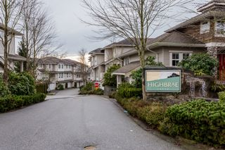 """Photo 31: 33 14952 58 Avenue in Surrey: Sullivan Station Townhouse for sale in """"Highbrae"""" : MLS®# R2232617"""