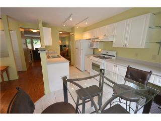 """Photo 9: 33 103 PARKSIDE Drive in Port Moody: Heritage Mountain Townhouse for sale in """"TREETOPS"""" : MLS®# V1029401"""