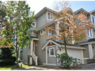 """Photo 9: 14 14877 58TH Avenue in Surrey: Sullivan Station Townhouse for sale in """"REDMILL"""" : MLS®# F1312964"""