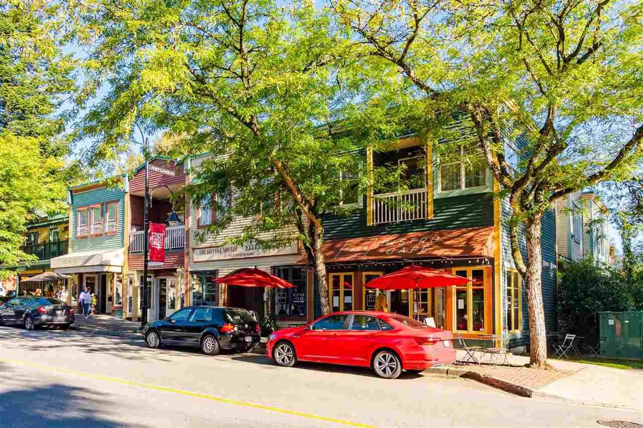 "Main Photo: 201 23343 MAVIS Avenue in Langley: Fort Langley Townhouse for sale in ""Mavis Court"" : MLS®# R2546821"