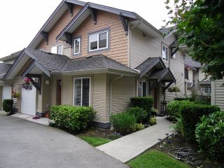 """Photo 1: # 24 5839 PANORAMA DR in Surrey: Sullivan Station Townhouse for sale in """"FOREST GATE"""" : MLS®# F1308334"""