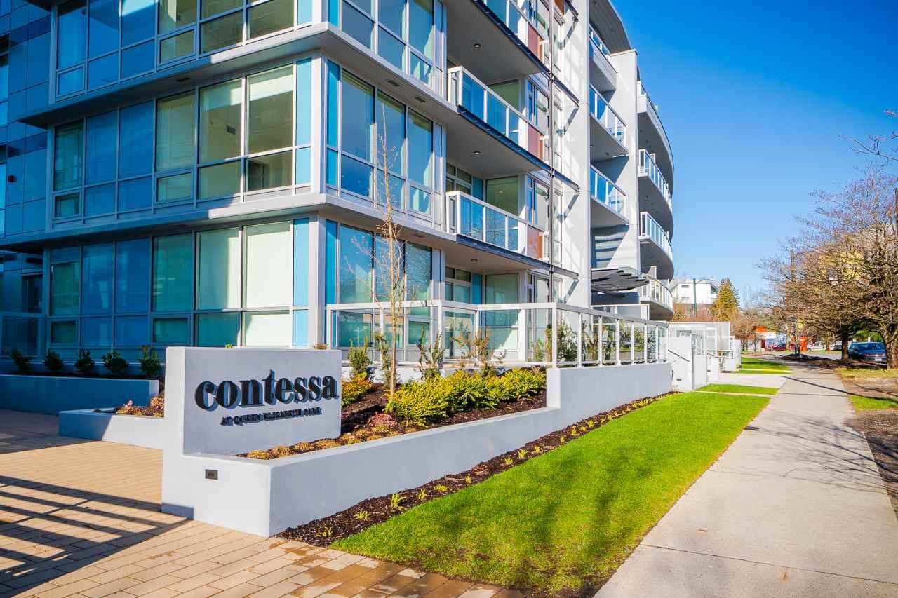 "Main Photo: 308 5189 CAMBIE Street in Vancouver: Cambie Condo for sale in ""CONTESSA"" (Vancouver West)  : MLS®# R2560129"