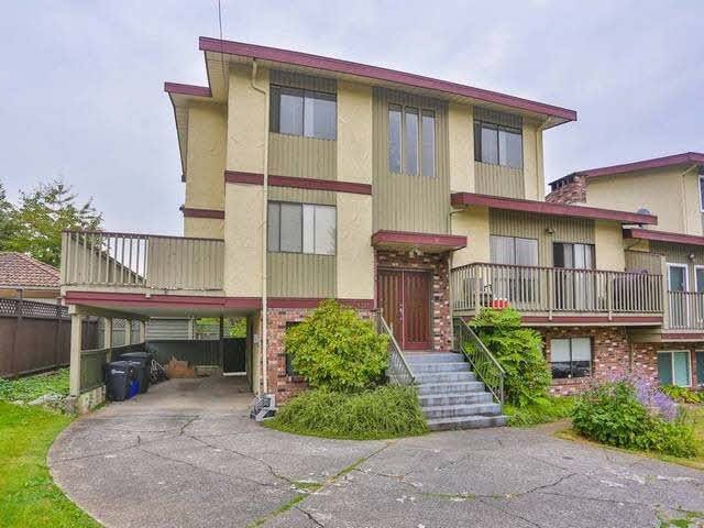Main Photo: 5327 HALLEY Avenue in Burnaby: Central Park BS 1/2 Duplex for sale (Burnaby South)  : MLS®# V1093560