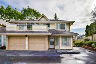 """Photo 1: 17 9971 151 Street in Surrey: Guildford Townhouse for sale in """"Spencer's Gate"""" (North Surrey)  : MLS®# R2111664"""